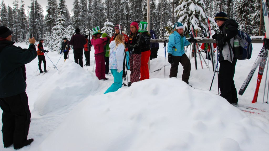 DSC_3666 - Hamilton Middle School Ski Day
